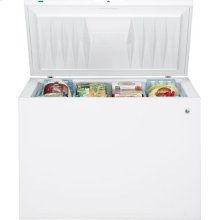 GE® 14.9 Cu. Ft. Manual Defrost Chest Freezer