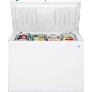 GE®ENERGY STAR® 14.9 Cu. Ft. Manual Defrost Chest Freezer