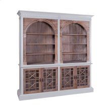 FARMHOUSE BOOKCASE
