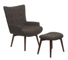 Dalton Chair With Ottoman