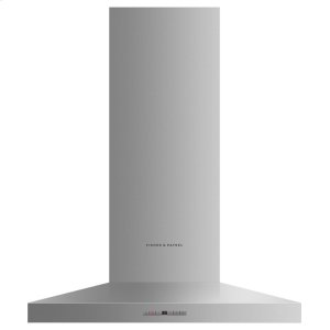 "FISHER & PAYKELWall Chimney Vent Hood, 30"", Pyramid"