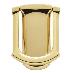 Lifetime Polished Brass Tahoe Knocker Product Image
