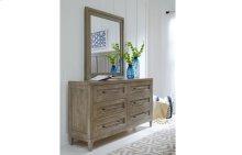 Breckenridge Landscape Dresser Mirror