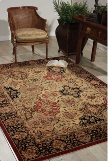Lumiere Ki601 Multicolor Rectangle Rug 3'6'' X 5'6''