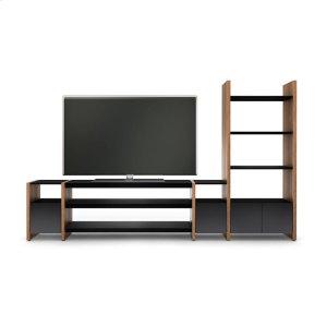 Bdi Furniture5474 Tr in Cherry Black