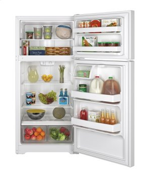 14.6 Cu. Ft. Top-Freezer No-Frost Refrigerator