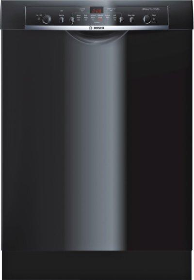 Ascenta Recessed Hndl, 6/2 Cycles, 50 dBA, Adj Rack - BL Product Image