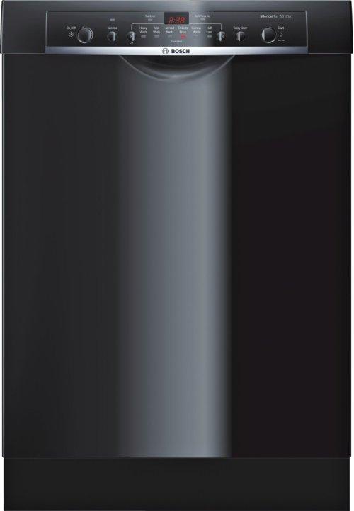 Ascenta Recessed Hndl, 6/2 Cycles, 50 dBA, Adj Rack - BL
