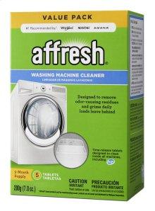 AFFRESH WASHER CLEANER- 5 PACK CARTON