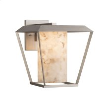 "Patina 15"" Outdoor Wall Sconce"