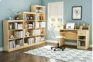 3-Shelf Bookcase - Natural Maple Product Image