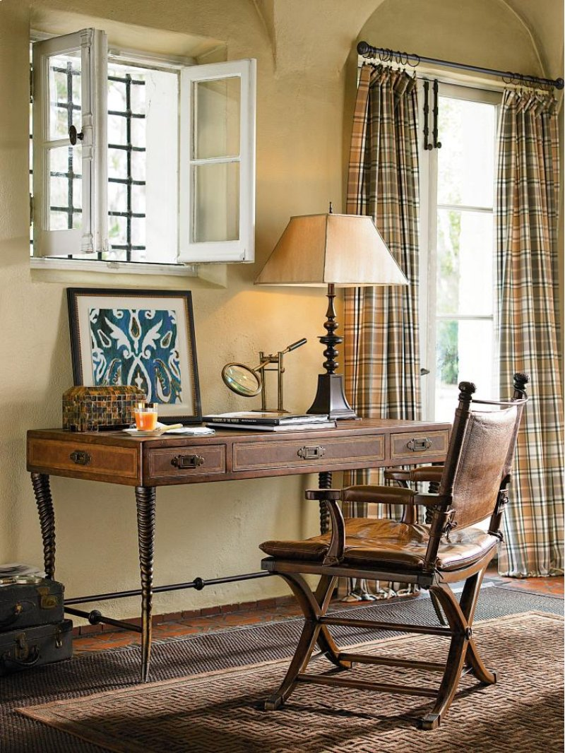 Additional Ernest Hemingway Safari Desk Chair