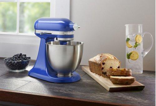 Artisan® Mini 3.5 Quart Tilt-Head Stand Mixer - Twilight Blue