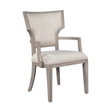 Berkeley Heights Fan Back Arm Chair