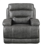 Emerald Home Burton Power Recliner Gray U7140-20-03