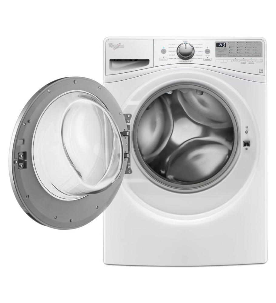 Shop Whirlpool Full Size In Mass Front Load Washers