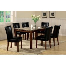 Telegraph Casual Warm Brown Dining Table