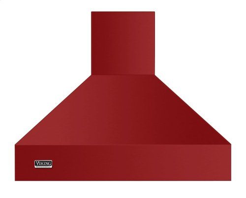 "66"" Wide 18"" High Chimney Island Hood"