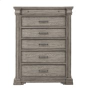 Madison Ridge 6 Drawer Chest in Heritage Taupe Product Image