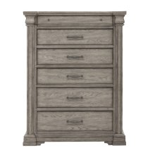 Madison Ridge 6 Drawer Chest in Heritage Taupe
