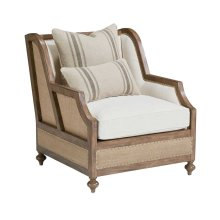 Ivory Foundation Chair