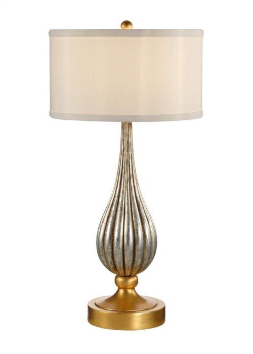 Milan Lamp - Platinum