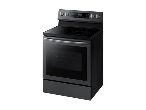 5.9 cu. ft. Freestanding Electric Range with True Convection
