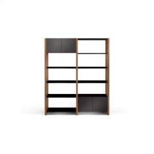 Bdi Furniture5402 Ce in Natural Walnut Black