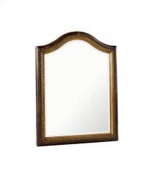 Leather Mirror