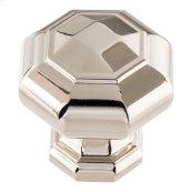 Elizabeth Knob 1 1/4 inch - Polished Nickel