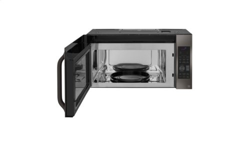 LG STUDIO - 1.7 cu. ft. Over-the- Range Convection Microwave Oven