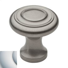 Satin Chrome Dominion Knob