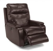 Runway Leather Power Recliner Product Image