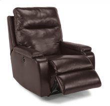 Runway Leather Power Recliner