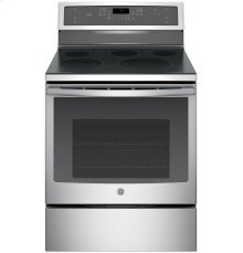 "Floor Model - GE Profile™ Series 30"" Free-Standing Electric Convection Range"