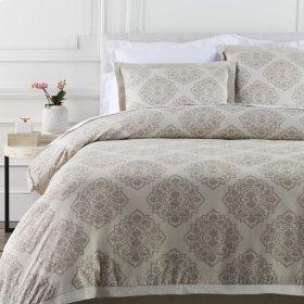 "Anniston ANN-7004 54"" x 76"" x 15"" Full Bed Skirt"