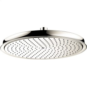 Polished Nickel Raindance C 300 AIR 1-Jet Showerhead, 2.5 GPM
