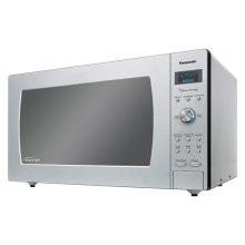 Genius® Prestige® Plus Inverter® Stainless Steel Microwave Oven
