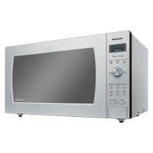 Genius® Prestige® Plus Inverter® Stainless Steel Microwave Oven