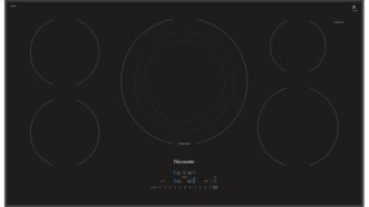 CIT365TB 36 inch Masterpiece(R) Series Induction Cooktop, Black