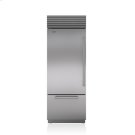 """30"""" Classic Over-and-Under Refrigerator/Freezer Product Image"""