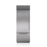 "SUB-ZERO30"" Classic Over-and-Under Refrigerator/Freezer"