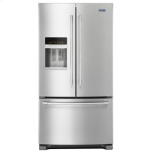 *SCRATCH AND DENT* 36- Inch Wide French Door Refrigerator with PowerCold® Feature - 25 Cu. Ft.