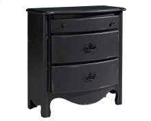 Chimney Saddleback Nightstand