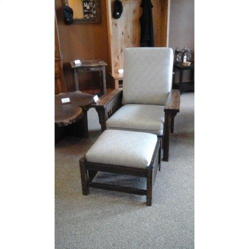 Reclaimed Morris Lounge Chair