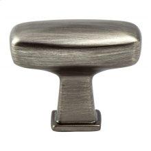 Subtle Surge Vintage Nickel Knob
