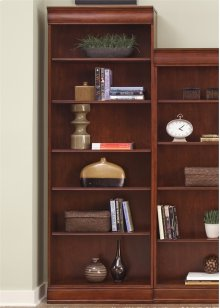 Jr Executive 84 Inch Bookcase (RTA)