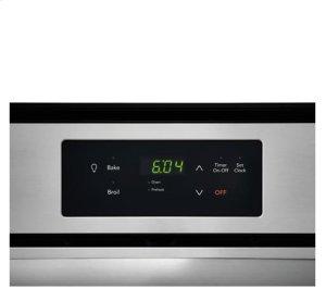 24'' Single Gas Wall Oven
