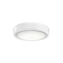 Arkwright Collection Arkwright LED Fan Fixture WHT