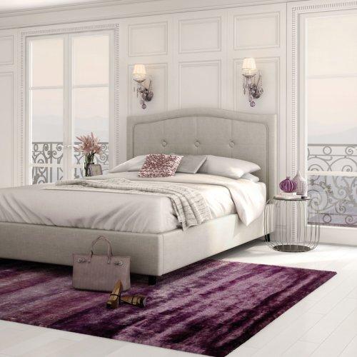 Crocus Upholstered Bed - King